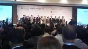 Walk21 Hong Kong Conference - 20161003